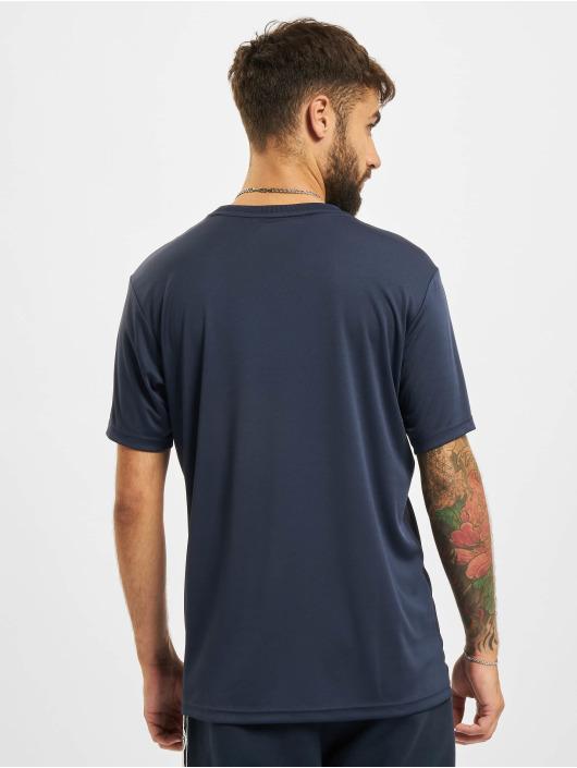 Sergio Tacchini T-Shirty Hawk niebieski