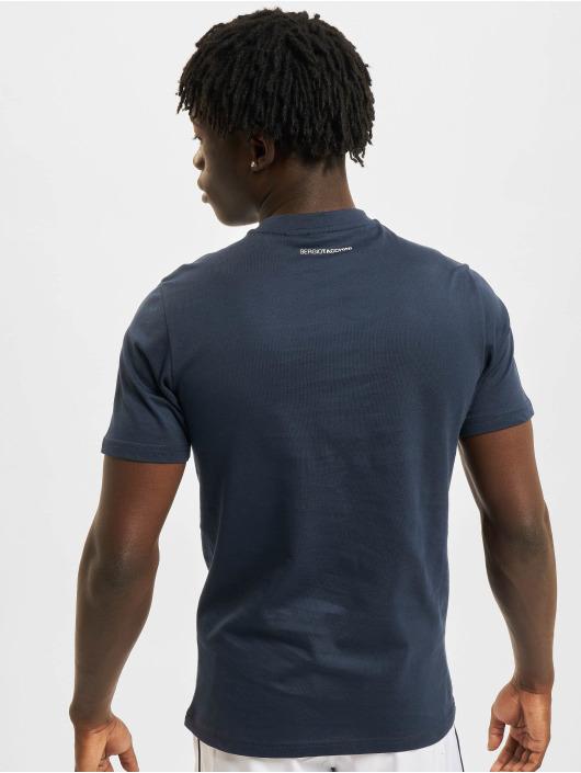 Sergio Tacchini T-Shirty Friday niebieski