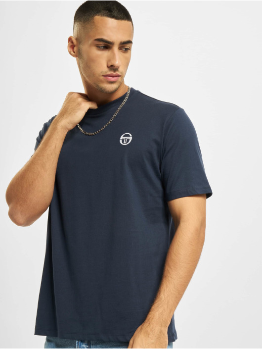 Sergio Tacchini T-Shirty Sergio niebieski