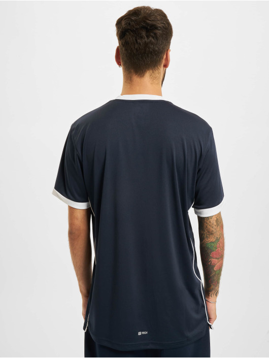 Sergio Tacchini T-Shirty Club Tech niebieski