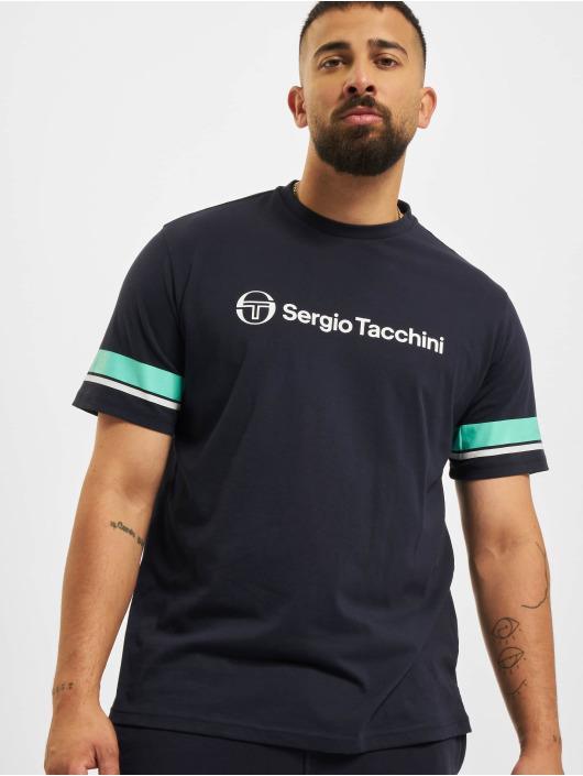 Sergio Tacchini T-Shirty Abelia niebieski