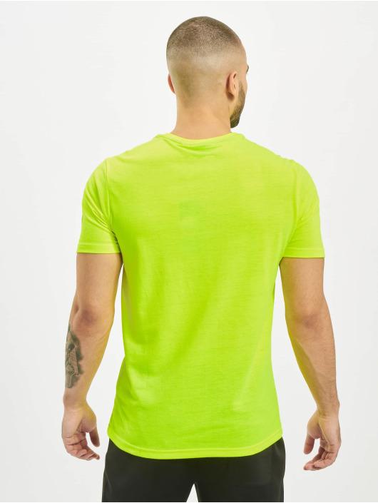 Sergio Tacchini T-Shirty New Irune zólty