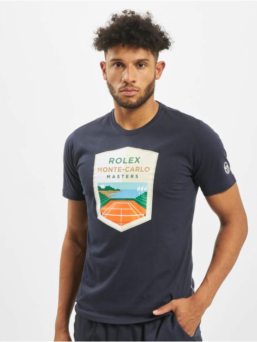 Sergio Tacchini T-skjorter Cora blå