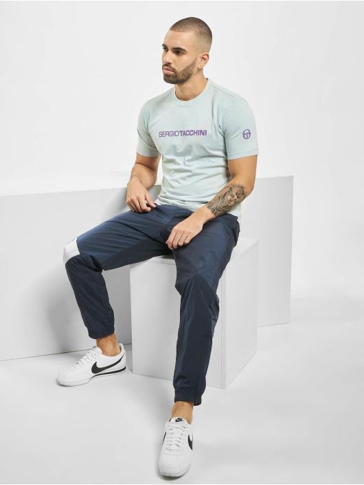Sergio Tacchini T-skjorter Robin 017 blå