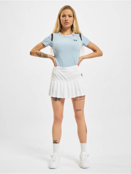 Sergio Tacchini T-skjorter Grace blå