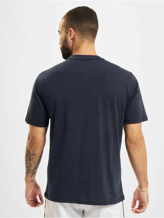 Sergio Tacchini T-skjorter New Elbow blå