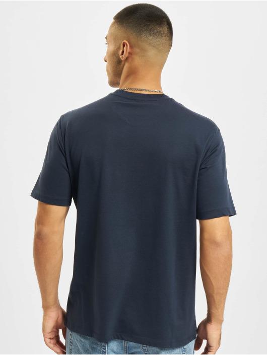 Sergio Tacchini T-skjorter Sergio blå