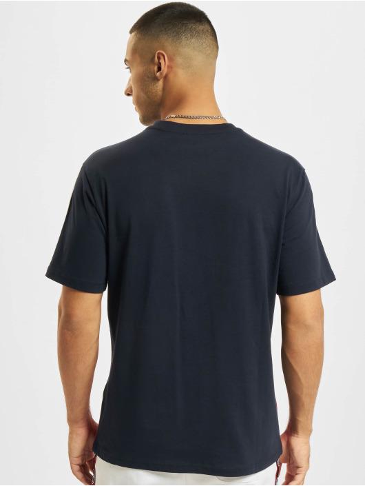 Sergio Tacchini T-skjorter Duncan blå