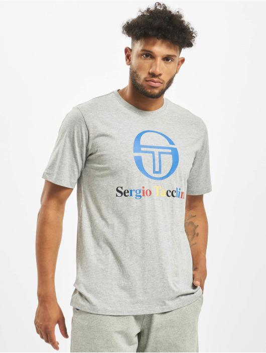 Sergio Tacchini T-skjorter Chiko grå