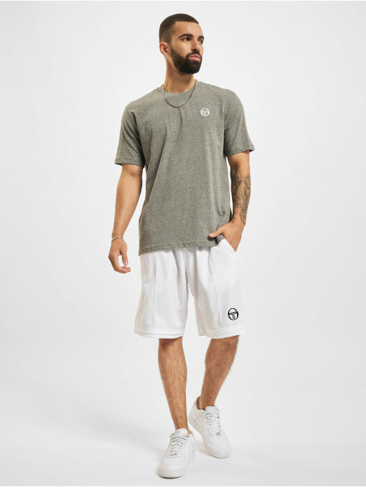 Sergio Tacchini T-skjorter Sergio grå