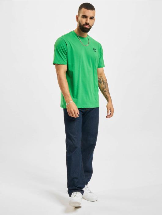 Sergio Tacchini T-skjorter Sergio grøn