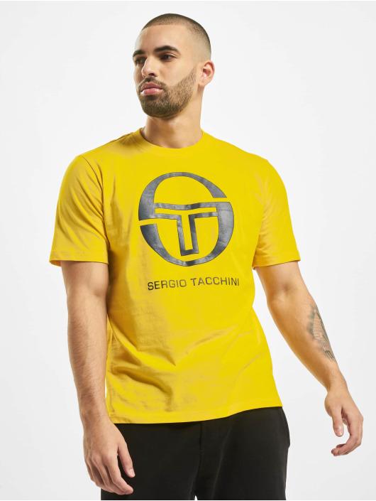 Sergio Tacchini T-skjorter Iberis gul