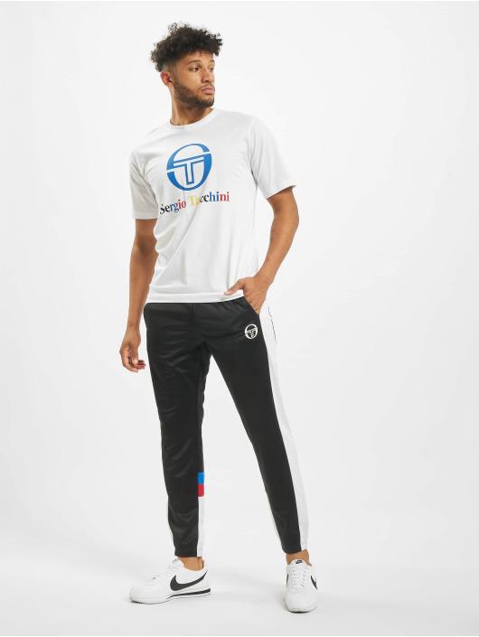 Sergio Tacchini T-skjorter Chiko hvit