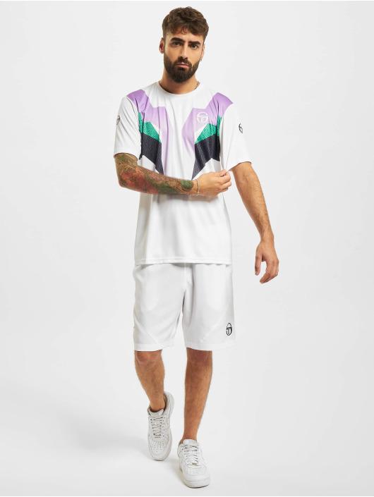 Sergio Tacchini T-skjorter Hawk hvit