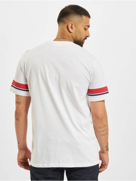 Sergio Tacchini T-skjorter Abelia hvit