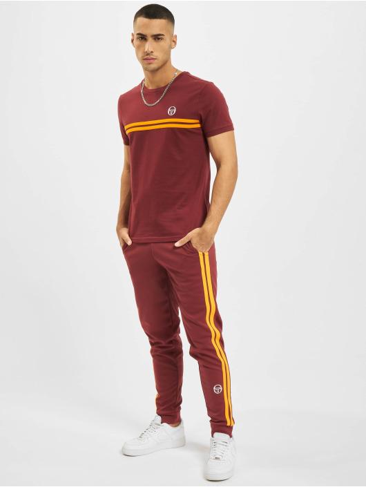 Sergio Tacchini T-skjorter Supermac 3 Archivio red