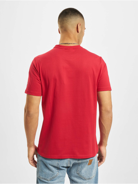 Sergio Tacchini T-skjorter Fulda Mc red