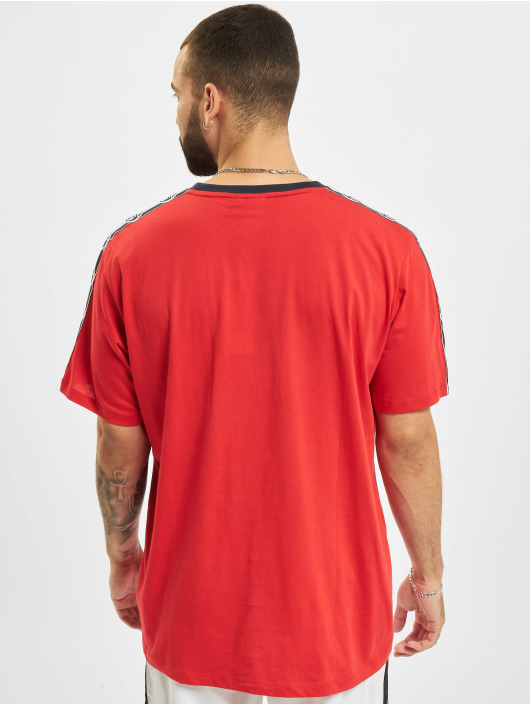 Sergio Tacchini T-skjorter Dahoma red