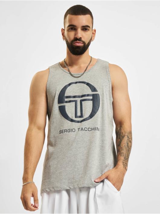 Sergio Tacchini Tank Tops Funes grau