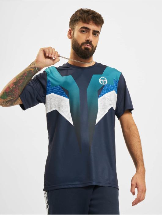 Sergio Tacchini Tričká Hawk modrá