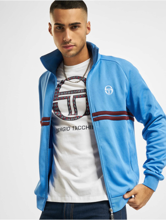 Sergio Tacchini Übergangsjacke Dallas blau