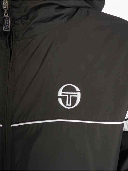 Sergio Tacchini Übergangsjacke Orion schwarz