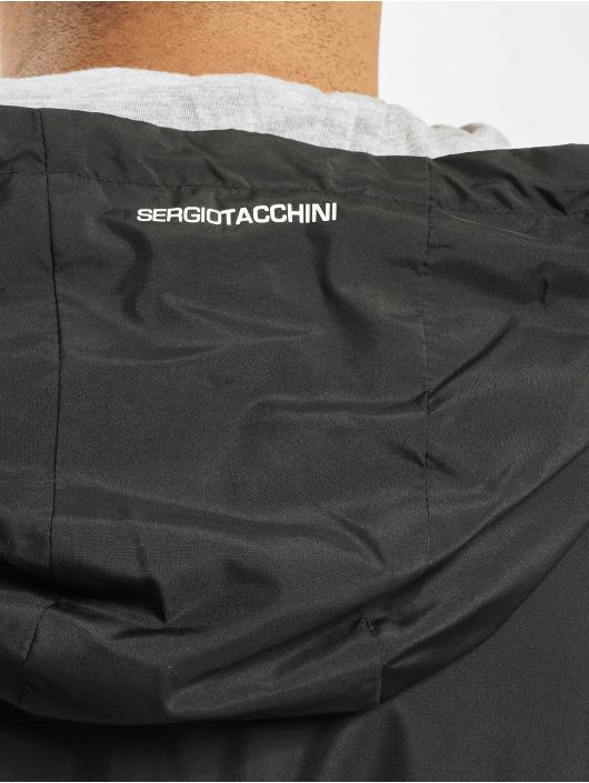 Sergio Tacchini Übergangsjacke Cole schwarz