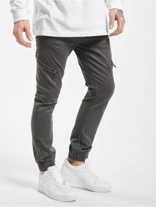 SHINE Original Chino bukser Curved Leg grå