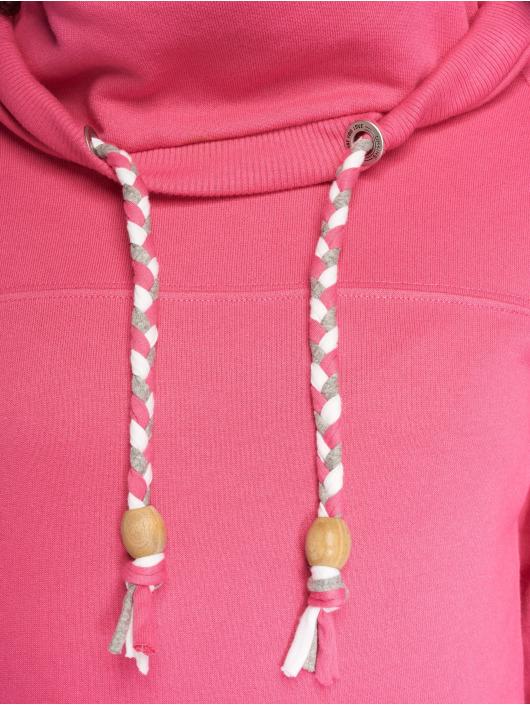 Shisha  Hoodie Kroon pink