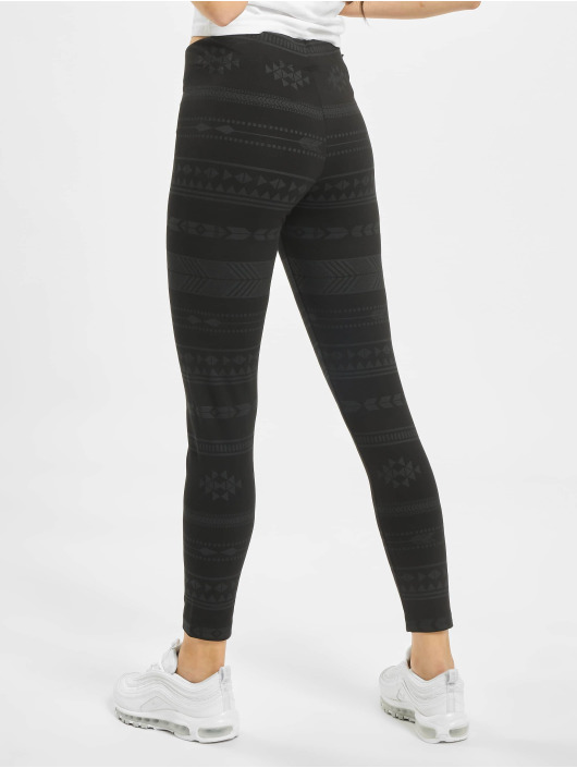Shisha  Leggings/Treggings Mokig sort