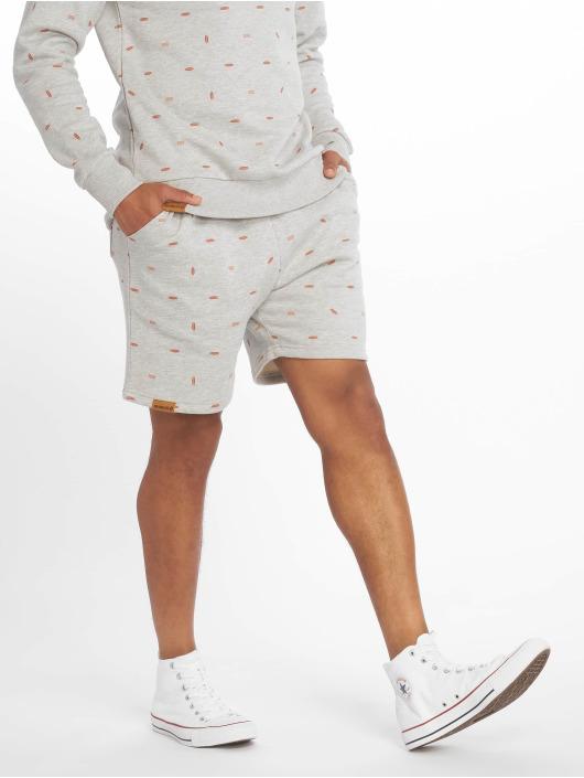 Shisha  Shorts Eeis grau