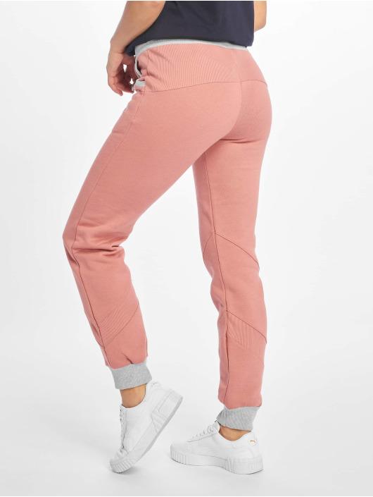 Shisha  Spodnie do joggingu Weeken rózowy