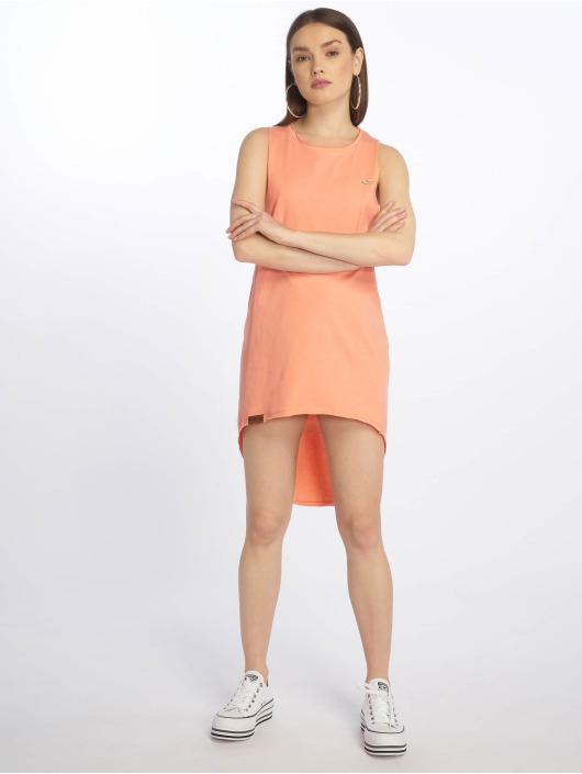 Shisha  Sukienki Jüske pomaranczowy