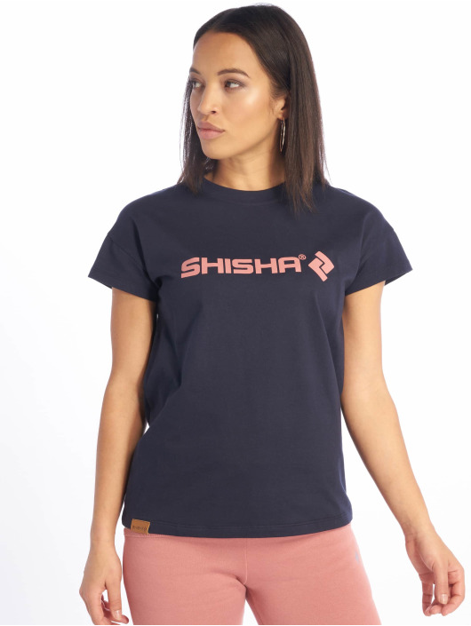 Shisha  T-skjorter Binnen blå