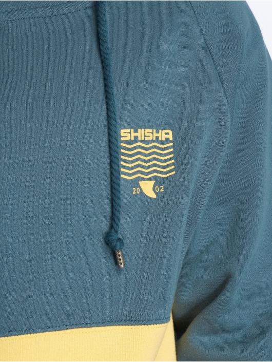 Shisha  Zip Hoodie Teede blue
