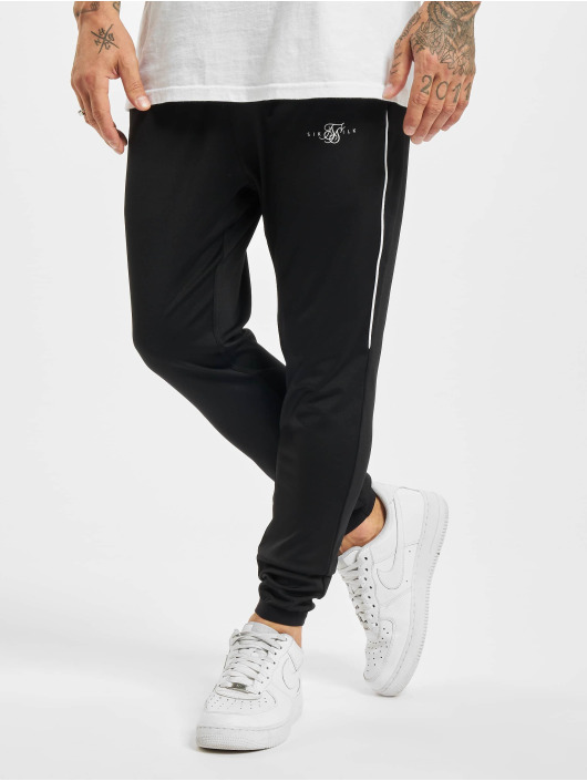 Sik Silk Спортивные брюки Scope Signature черный