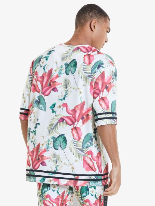 Sik Silk Camiseta Retro Tropics Essential colorido