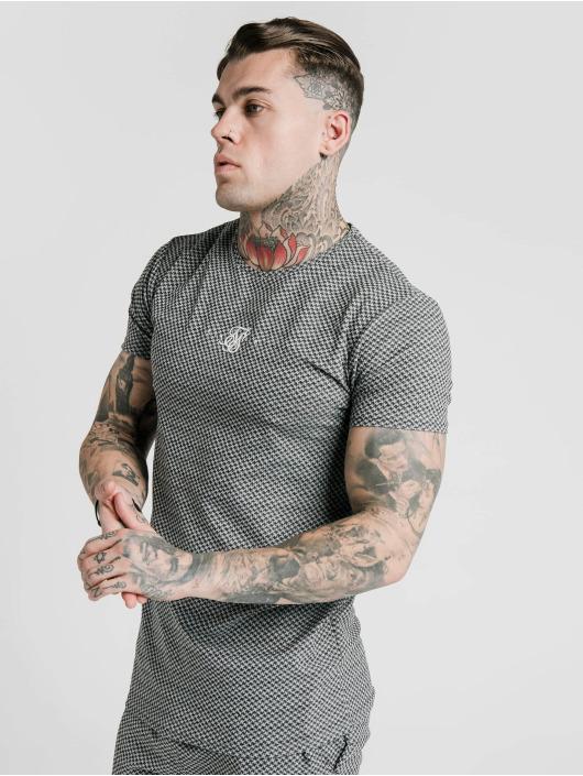 Sik Silk Camiseta Siksilk Smart Gym negro