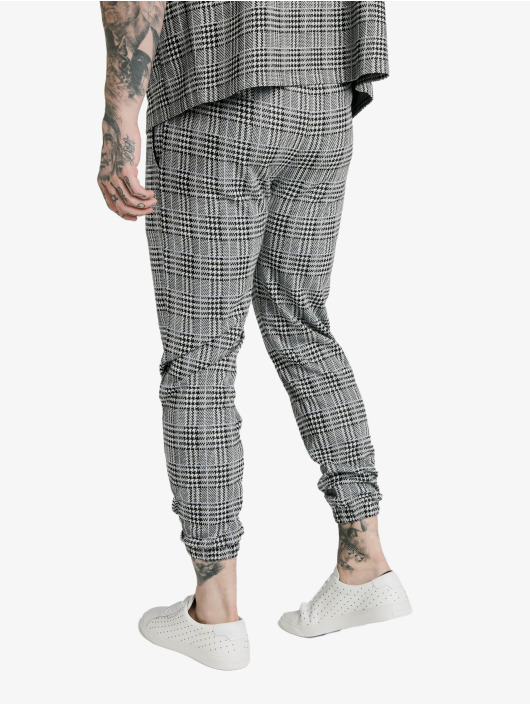 Sik Silk Chino Smart Cuff grau