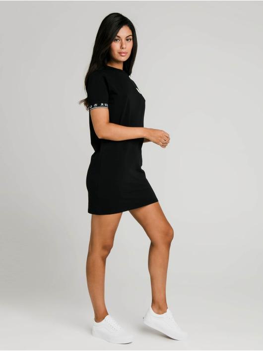 Sik Silk Dress Core Tech black