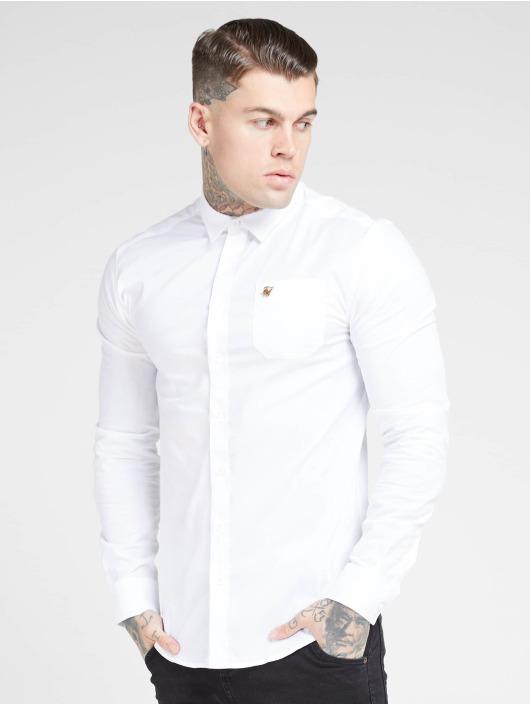 Sik Silk Hemd Smart weiß