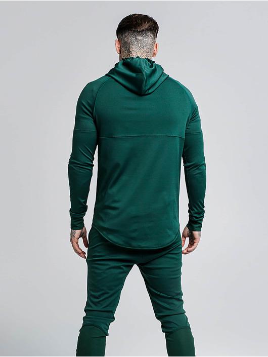 Sik Silk Hettegensre Zonal Overhead grøn