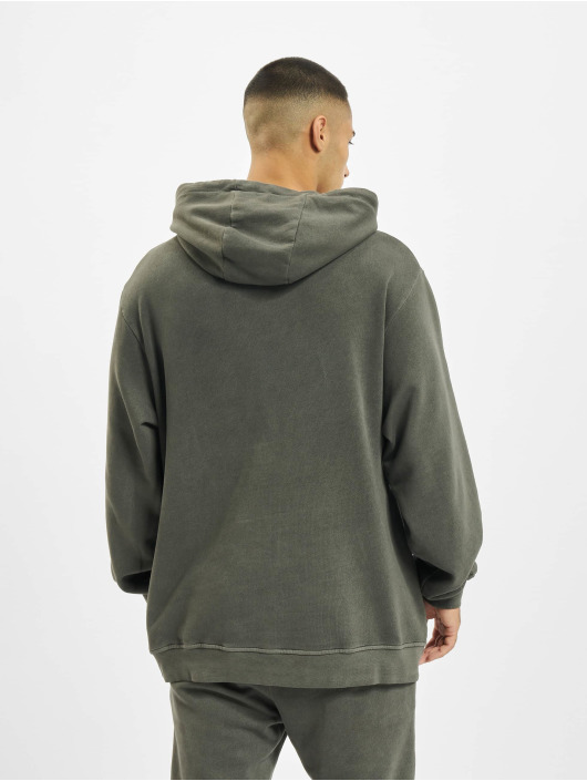 Sik Silk Hoodie X Steve Aoki Overhead gray