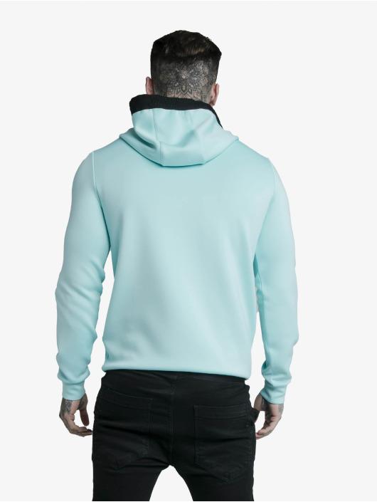 Sik Silk Hoodie Prestige Overhead turquoise