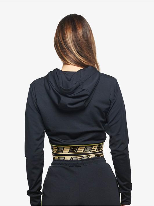 Sik Silk Hoody Roma Tape schwarz