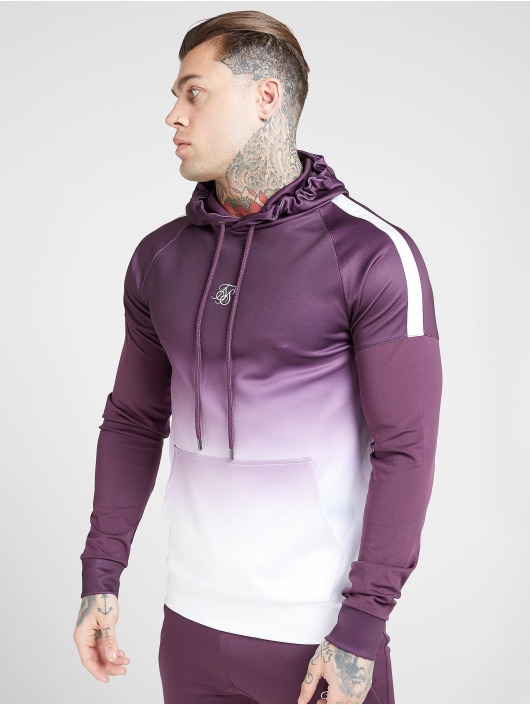 Sik Silk Hoody Vapour Hybrid Sleeve Tape violet