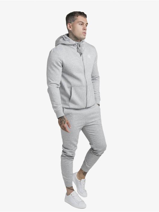 Sik Silk Jogging Muscle Fit gris