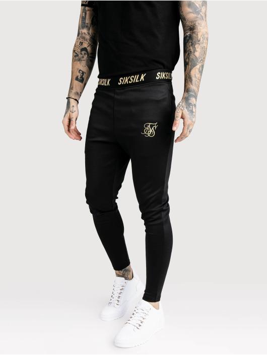Golden Sik Noir Reflect 607786 Jogging Silk Homme UjMGqpLSzV