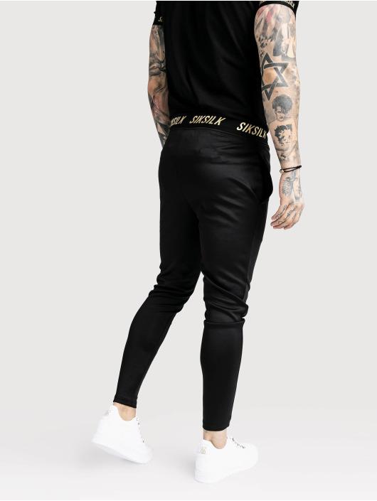 Sik Silk Jogging Golden Reflect noir