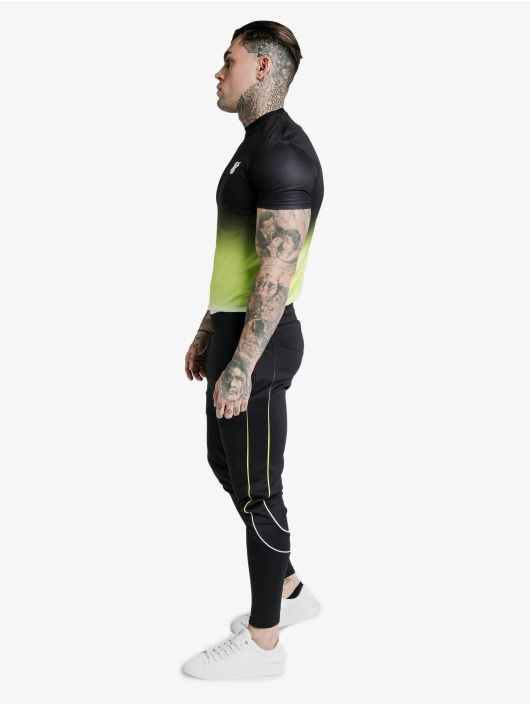 Sik Silk Jogging Tri Fade Tape noir